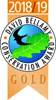 2019 David Bellamy Award