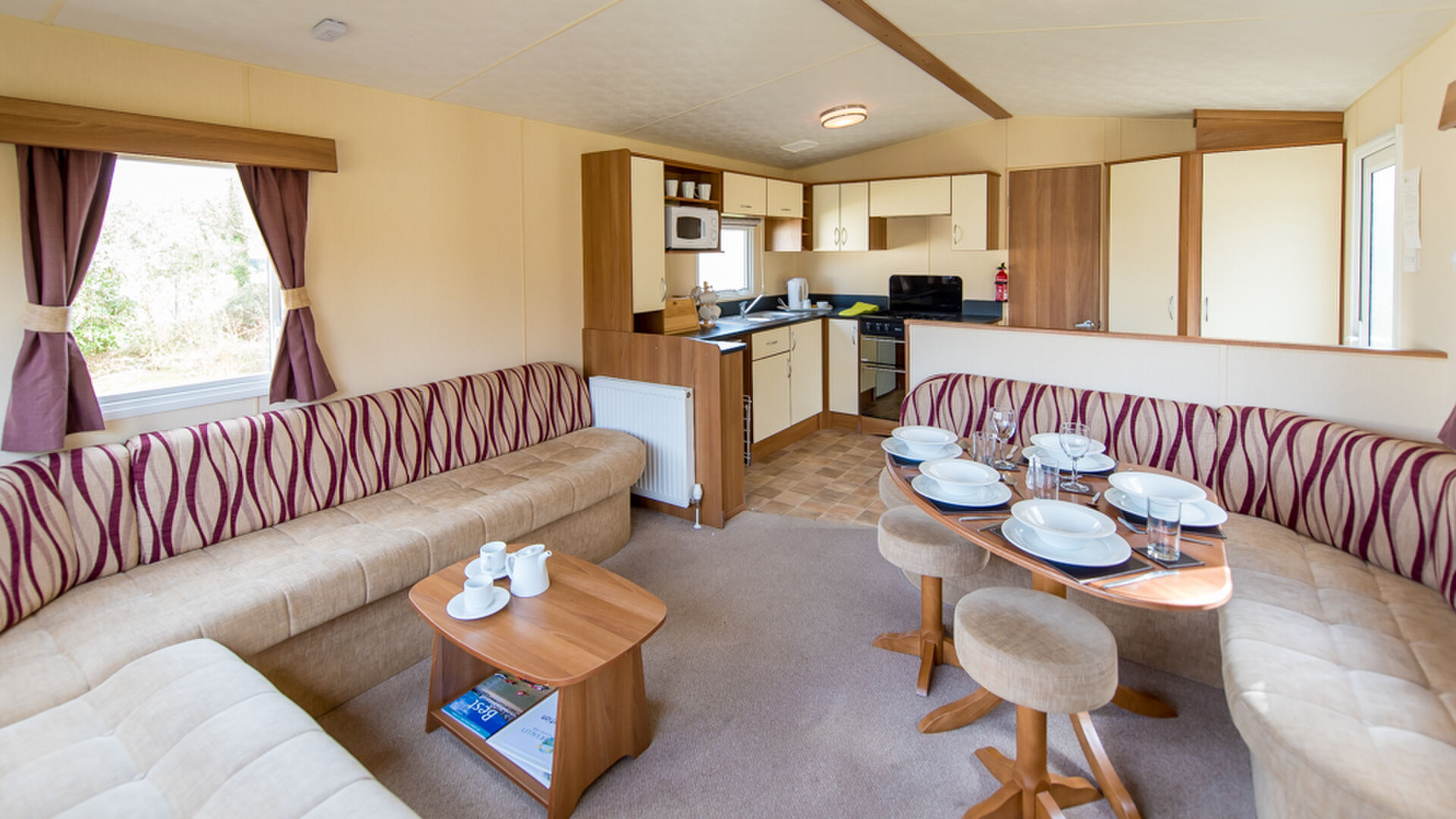 Dog Friendly Holiday Park In Cornwall With Caravans And Lodges