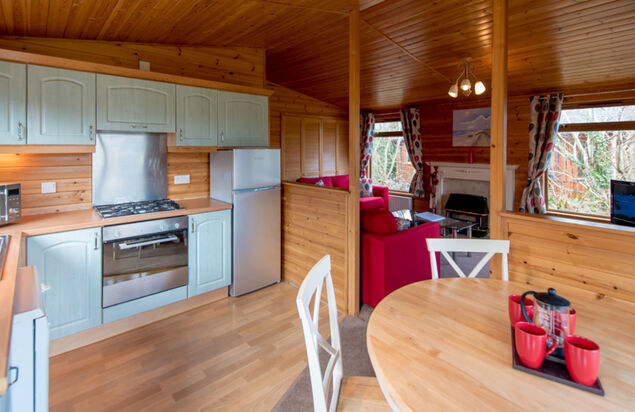 - Birch Lodge Plus  (2 Bedroom + Hot Tub)